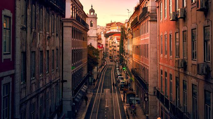 Rua de Lisboa